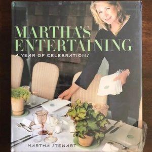 """Martha's Entertaining"" Book"
